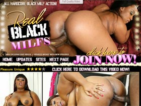 Welcome to Real Black Milfs! Juicy black MILFs get their wet chocolate pussies stuffed with dick!