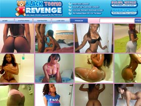 Black Teenie Revenge - The Largest User Submitted Black Teenie Collection!