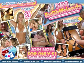 Non-Nude ExGirlFriends! Home of the largest Non Nude girls on the web!