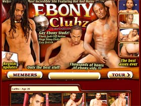 Ebony Clubz - Explicit Rock Hard Ebony Studz Inside!