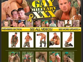 Welcome to Gay Military XXX!