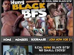 Welcome to Hung Black BFs - black boys with huge chocolate dicks in gay porn hardcore!