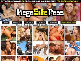 Welcome to Mega Site Pass! ACCESS Over 40 sites! With just 1 single pass!