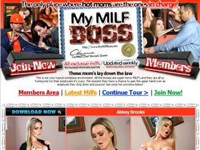 My Milf Boss!