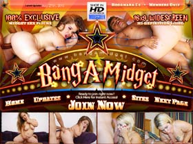 Sexy Midget Porn Movies & Fucking Pics | Nude Dwarf Sex Videos - BangAMidget.com!