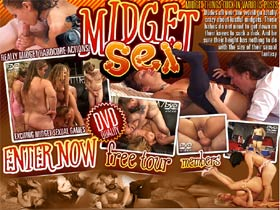 Midget Sex - Really midget hardcore actions!