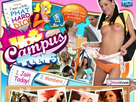 Hot Campus Teens - I Can Teach You A Few Things Over At My Place