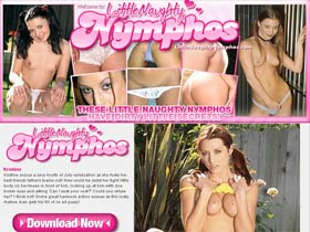 Little Naughty Nymphos - These Nymphos have Dirty Little Secrets!