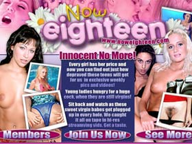 Noe Eighteen - Innocent No More!