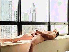 Asian Masturbating Video
