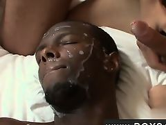 Amazing gay scene From Jail to Jizz